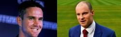 Kevin Pietersen Buries Hatchet With Andrew Strauss