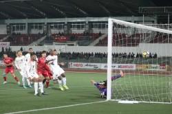 I League Shillong Lajong Dent East Bengal S Title Hopes