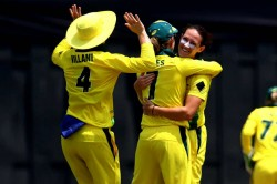 Schutt Claims Hat Trick As Australia Eves Outclass India In Crucial T