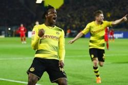 Substitute Batshuayi Rescues Borussia Dortmund Dramatic Finale