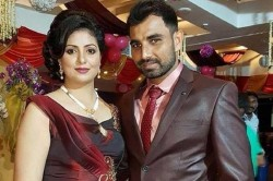 Mohammed Shami S Wife Hasin Jahan Accuses Him Match Fixing Files Police Complaint