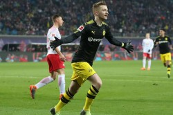 Marco Reus On Target Extend Stoger Unbeaten Run