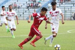 Santosh Trophy Lalremruata Double Sends Mizoram Into Semis