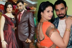 Mohammed Shami S Wife Accuses Him Having Multiple Extra Marital Affairs Domestic Violence