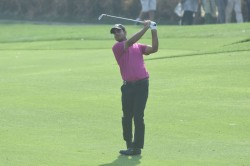 Indian Open Golf Shubhankar Sharma S Moves 2nd Emiliano Leads