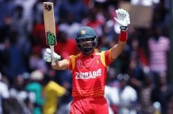 Sikandar Raza Apologises For Zimbabwe S World Cup Woe
