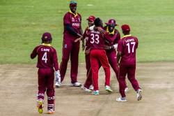 West Indies Beat Uae World Cup Qualifier Warm Up Match