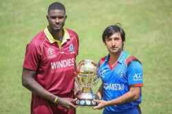 West Indies Face Afghanistan In The World Cup Qualifier Final