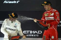 Lewis Hamilton Respect Between Sebastian Vettel Grown