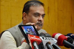Badminton Himanta Biswa Sarma Elected As Bai President