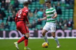 Jose Mourinho Scout Celtic Star Kieran Tierney