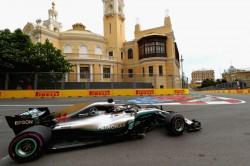 F1 Raceweek Race Preview Lewis Hamilton Azerbaijan