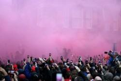 Champions League Semi Final Klopp Urges Liverpool Fans Show Respect Roma