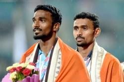 Cwg 2018 Muhammad Anas Finishes 4th 400m Hima Das Final