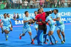 Hockey India Names Pr Sreejesh Rani Rampal As Captains Until End Of