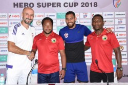 Super Cup Fc Pune City Bank On Experience Against Shillong Lajong