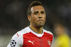 Wenger Hoping Offer Santi Cazorla New Contract