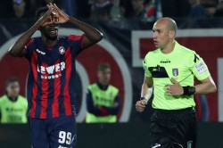 Crotone 1 Juventus 1 Nwankwo Stuns Serie A Leaders With Spectacular Equaliser