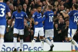 Everton Newcastle United Theo Walcott Scuppers Rafael Benitez Century