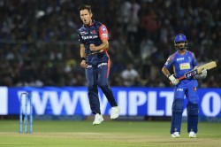 Ipl 2018 Rajasthan Royals Beat Delhi Daredevils By 10 Run Via Dls Method