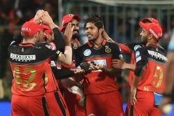 Ipl 2018 Royal Challengers Bangalore Vs Kings Xi Punjab Match Report