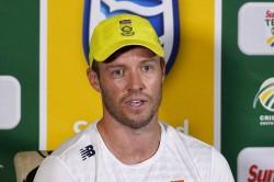 South Africa Coach Ottis Gibson Shocked Ab De Villiers Retirement