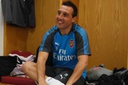 Arsenal S Cazorla Heading Back Villarreal