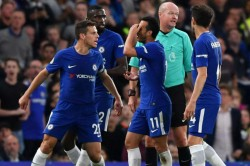 Fa Charge Chelsea Protests Against Referee
