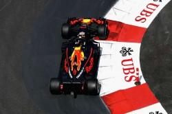 Ricciardo Seals Monaco Pole As Verstappen Misses Qualifying
