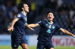 Afc Champions League Late Drama Buriram Ahead Zob Ahan Edge Esteghlal Amid Late Drama