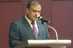 Himanta Biswa Sarma Elected As Vice President Badminton Asia Confederation
