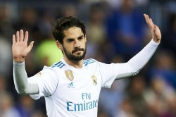 Isco Missing From Madrids Squad For Bayern Second Leg