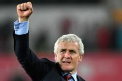 Southampton Work To Do Hughes Premier League Survival