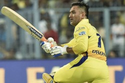 Ipl 2018 Dhoni Is The Fastest Stumper Against Spinners Hussey