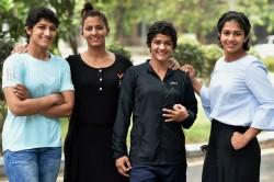 Phogat Sisters Dropped From Asiad Camp Due Serious Indiscipline