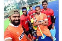 Sjoerd Marijne Eats Cheese Harendra Dal Chawal India Hockey Captain Pr Sreejesh