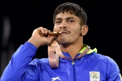 In Wrestling Categories Asian Games Are Like Olympics Rahul Aware