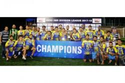 Second Division I League Real Kashmir Fc Edge Hindustan Fc Promotion