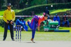 Nepal Leg Spinner Sandeep Lamichhane Added To Icc World Xi Squad