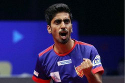 We Can Get Medal At Asian Games With Good Draw Paddler Sathiyan