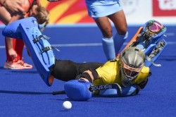 Korea Beat Indian Women S Hockey Team 1 0 Lift Women S Asian Champions Trophy