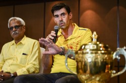 Ipl 2018 Dhoni S Leadership Was The Key Our Success Stephen Fleming