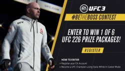Ufc Announce Betheboss Contest With Ea Sports
