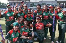 Women S Asia Cup Highlights Bangladesh Pip India By 3 Wickets