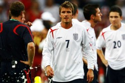 Beckham Wings As Southgate Challenges England To Make History