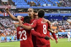 Fifa World Cup 2018 Live Peru Vs Denmark