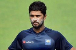 Icc Hands One Test Ban To Dinesh Chandimal For Ball Tampering