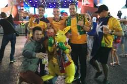 Russia Tour Diary Fifa Fan Fest Long Queues Food Beverages Toilets Irk Visitors