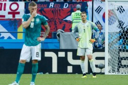 Loew Gets His Wish An End Euphoria As Germany Suffer Embarrassment