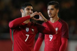 Portugal 3 Algeria 0 Guedes Double Ronaldo 150th